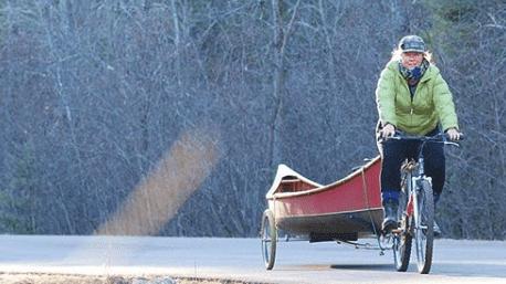 bike-canoe